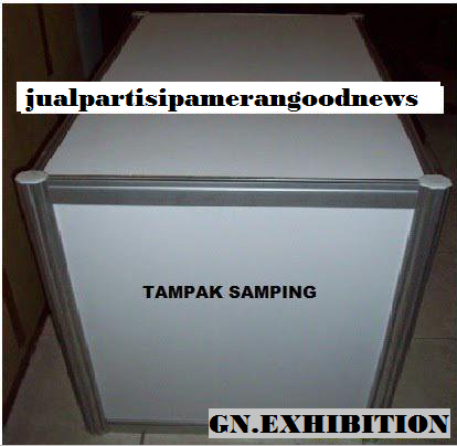 meja partisi pameran goodnews